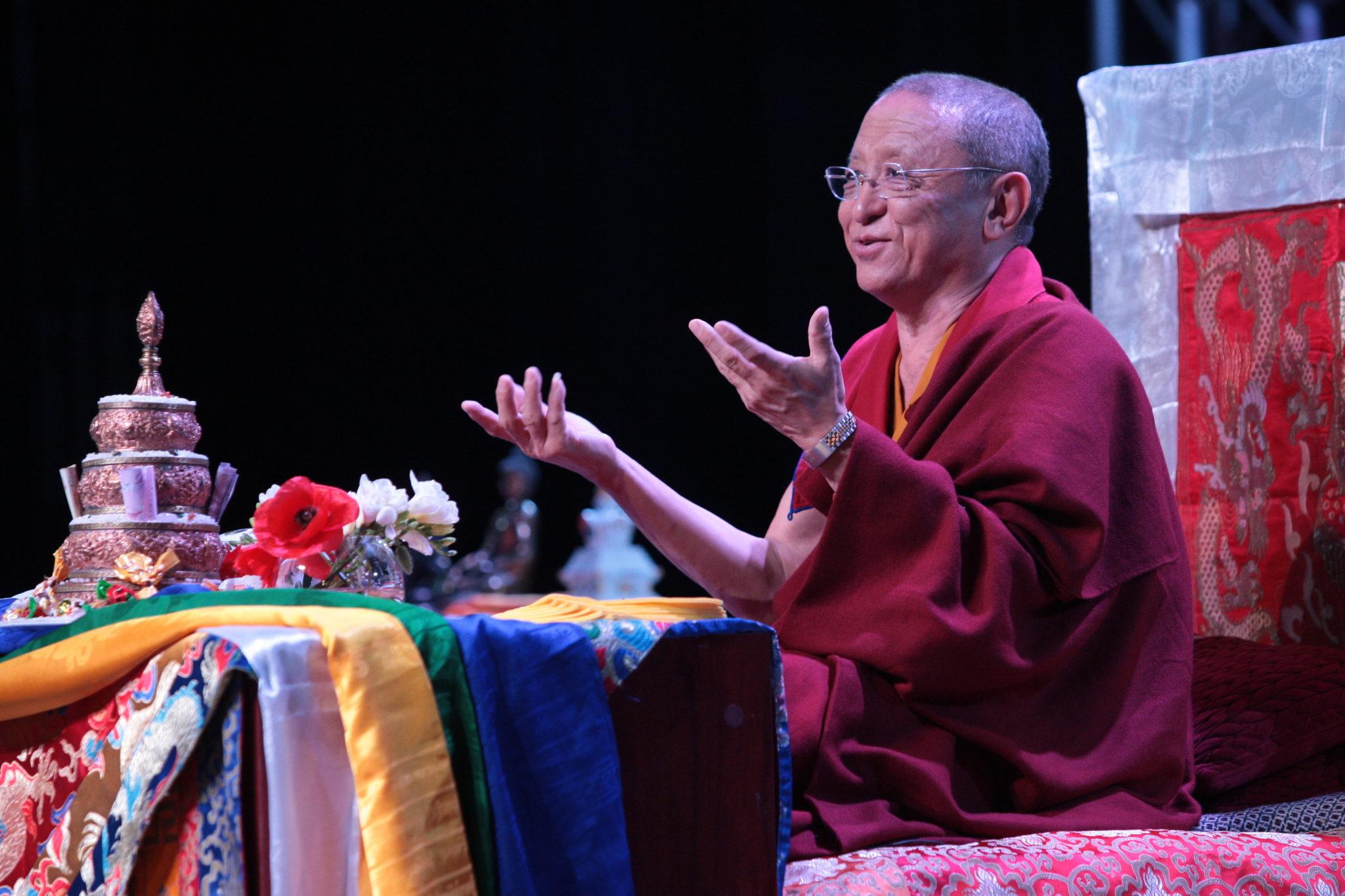 Chokyi Nyima Rinpoche