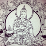 Дза Патрул Рінпоче. Осяйне сонце: стадії практики Бодгічар'яаватари