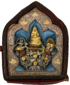 Guru Rinpoche kutsab Ngodrub Palbar